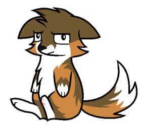 Grumpy Wolfy