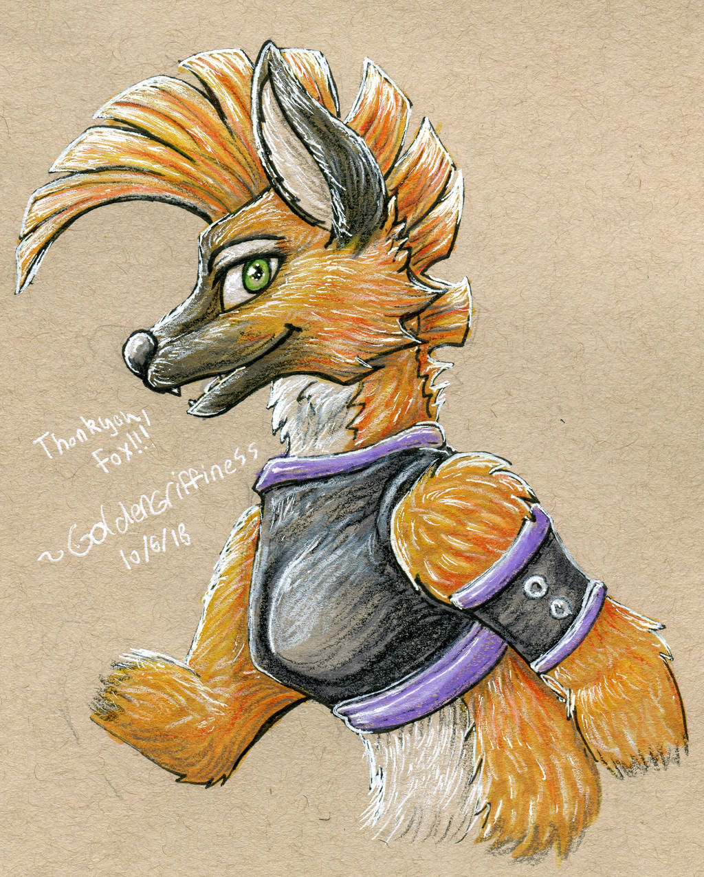 (Com) Thanks to the Fox