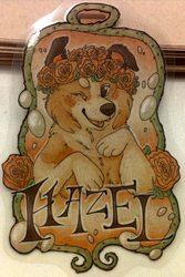 Hazel MFF Badge