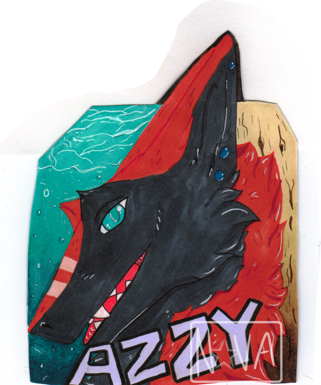 Most recent image: Azzy Badge