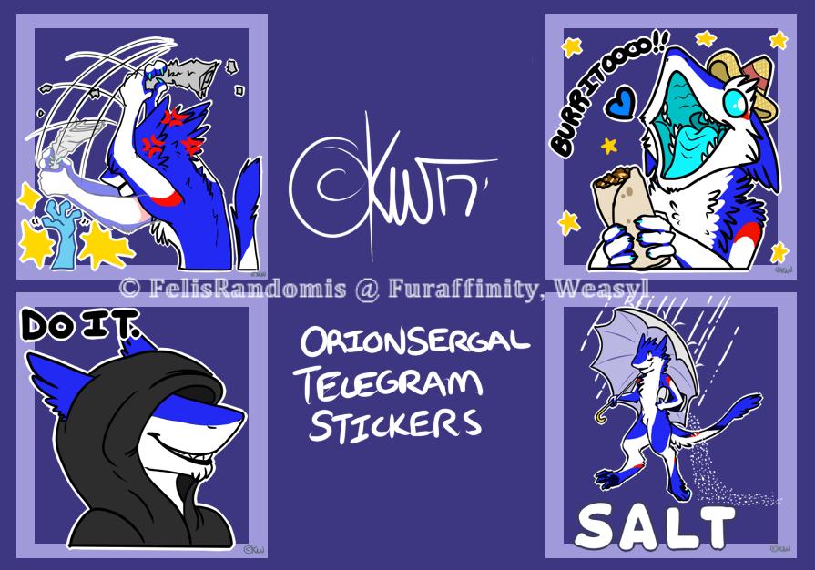 OrionSergal Telegram Stickers 5