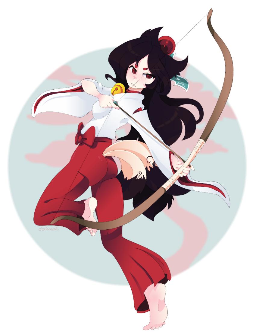 Mysterious Maiden