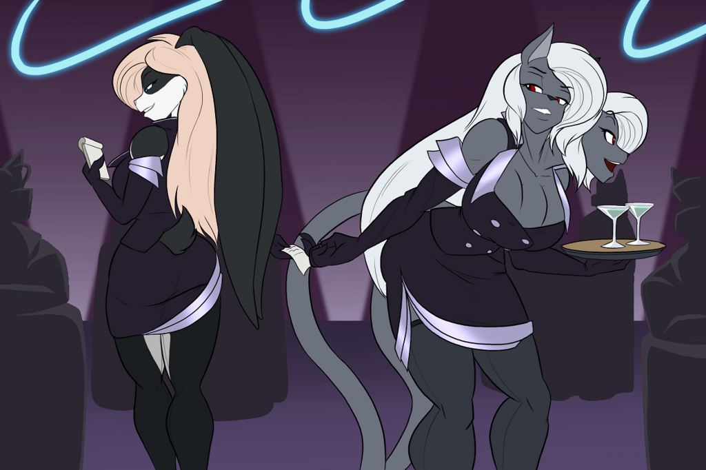 Most recent image: Club Waitresses by Toughset