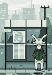7:22, Bus stop