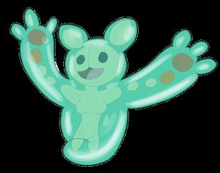 Reuniclus Pokemorph