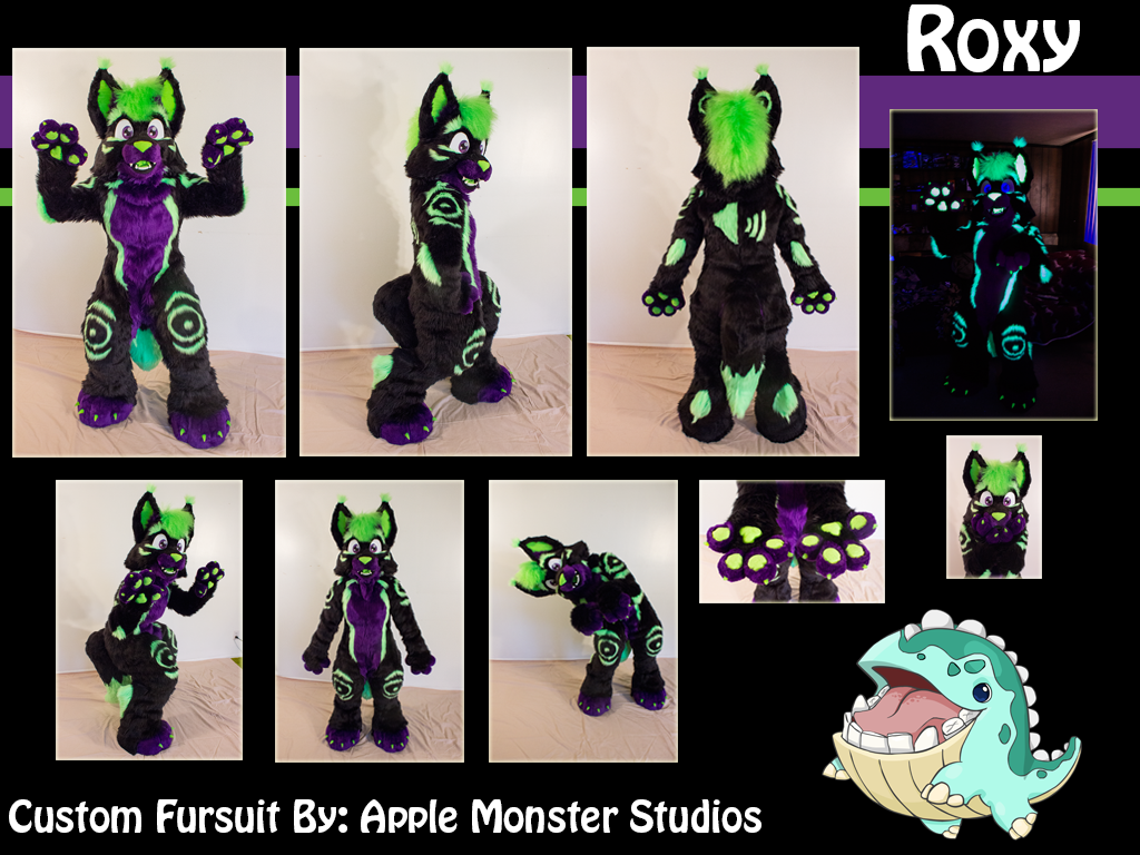 Roxy the Rave Lynx