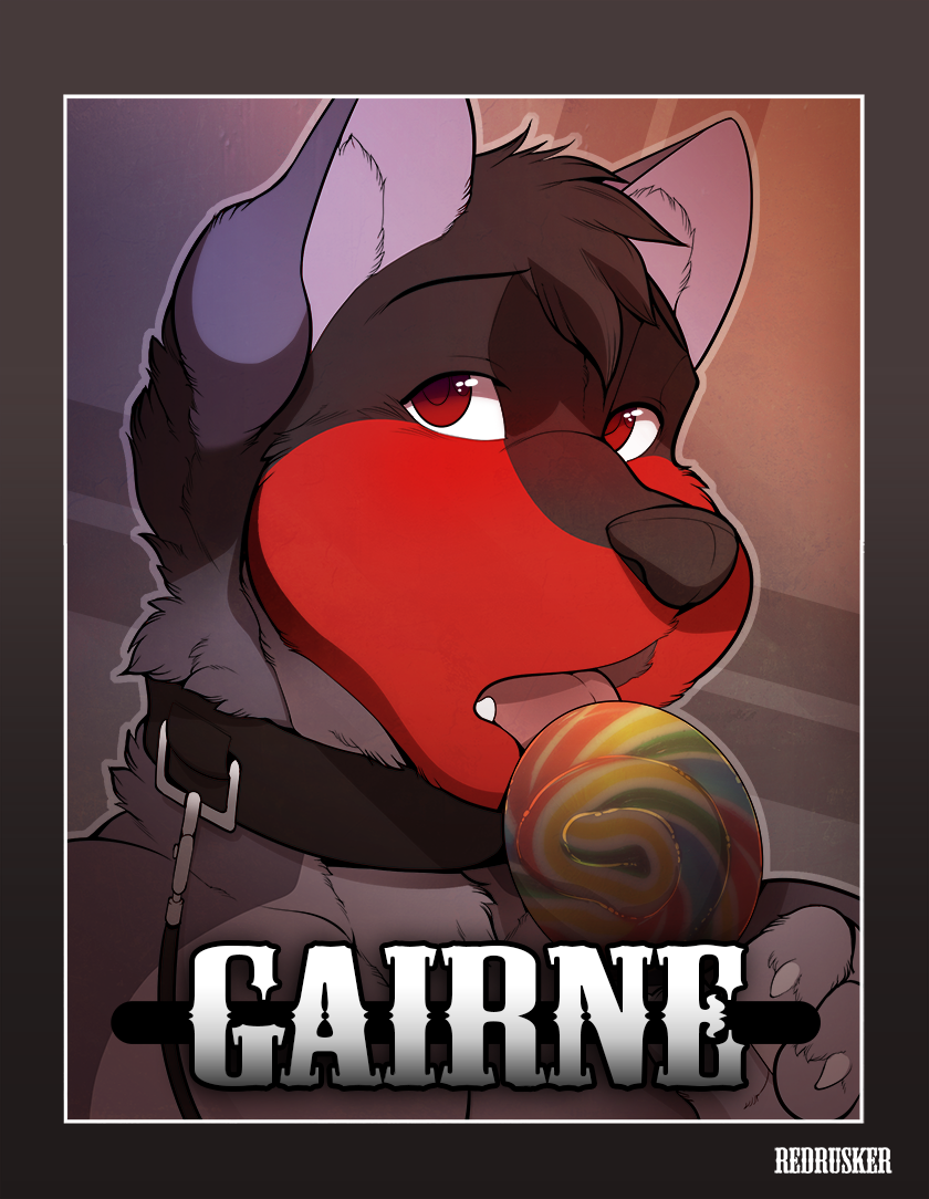 Badge from Redrusker