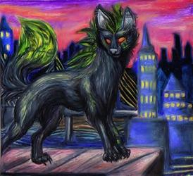 Commission #1 for Ferret46