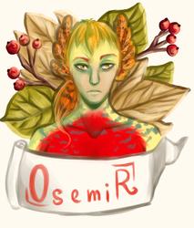 Osemir badge