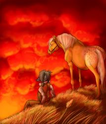 CISTIR: A Boy and His Horse