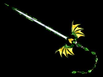 [Com #8] Kuro Sakura [Shikai Form]