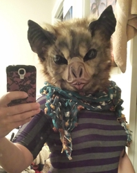 New Scarf :D - Selfie