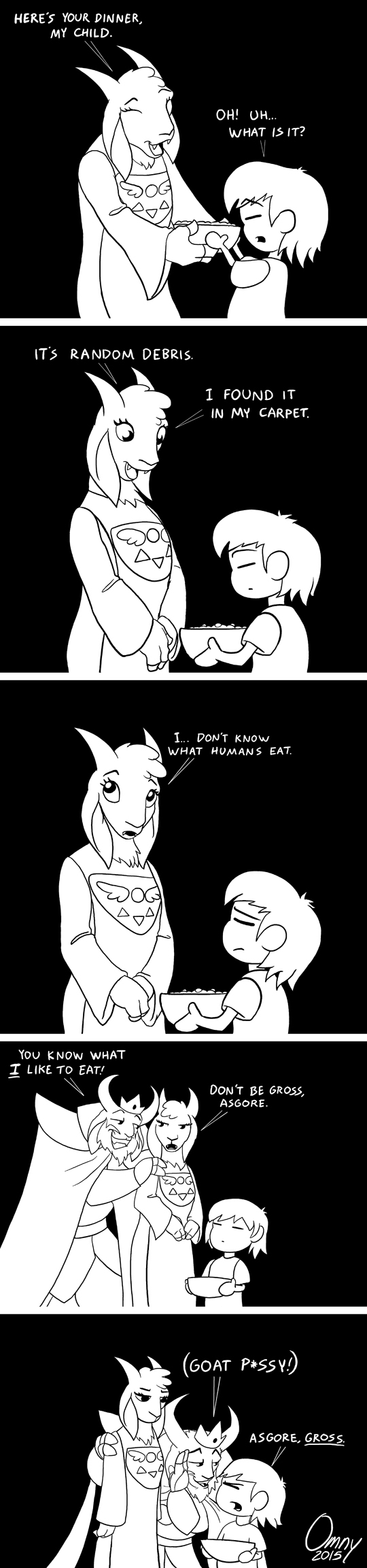 Undertale: Home Cookin'