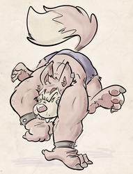 Werewolf Acrobatics