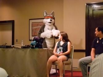 Advanced Fursuit / Mascot Performance