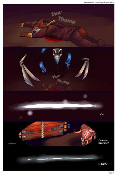 Sanctum Polis - Eternal Days, Endless Nights Page 26