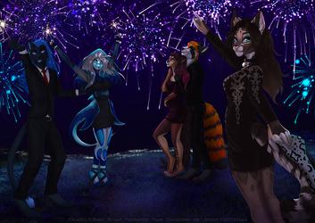 [Fayee's Raffle] Celebrating New Years!