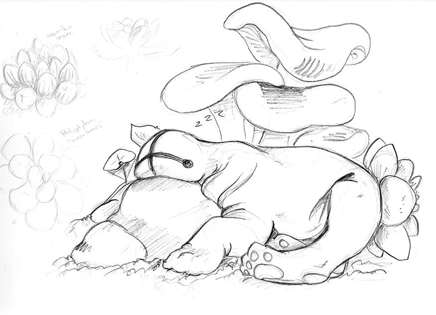 A little nap