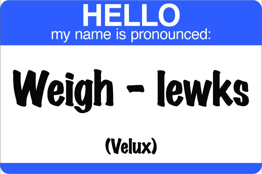 Pronunciation Badge