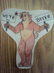 Bayer the Bear by ThatCrazyDragonDog (FrostwolfSpirit)