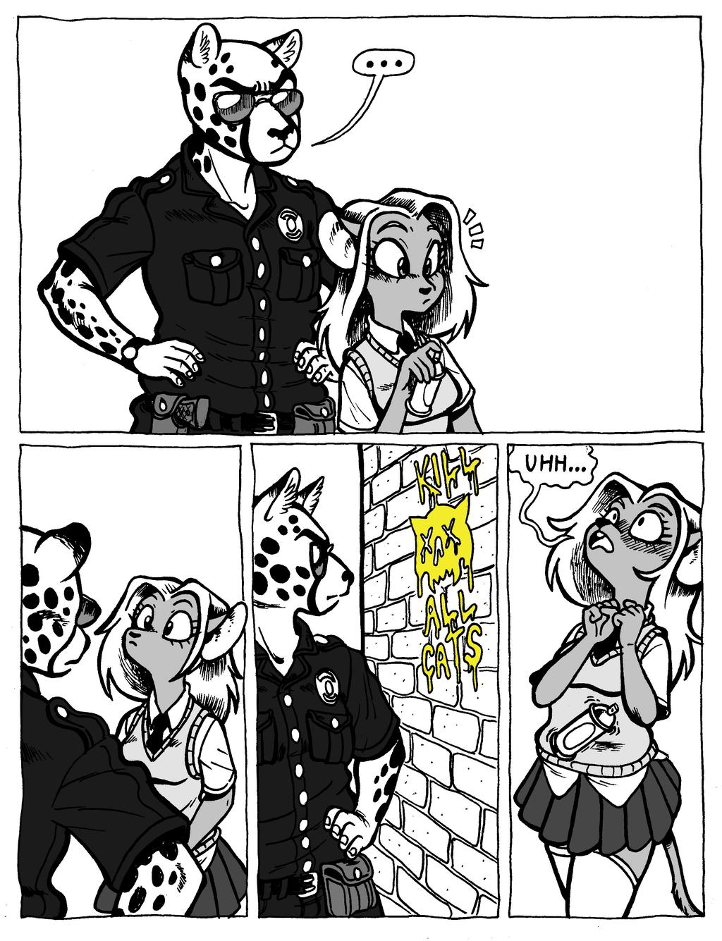 Alley Rat Blues PG.3