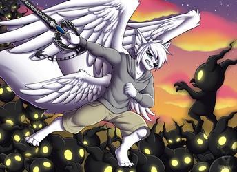 Commission: Demon Tide