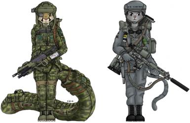 Soldiers (re-WIP)