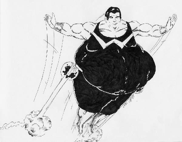 Fat Wonderman