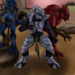 Fierce Fighting Part 2