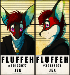 Police Line Up - Fluffeh