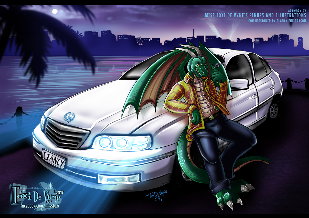 Most recent image: Midnight Cruise