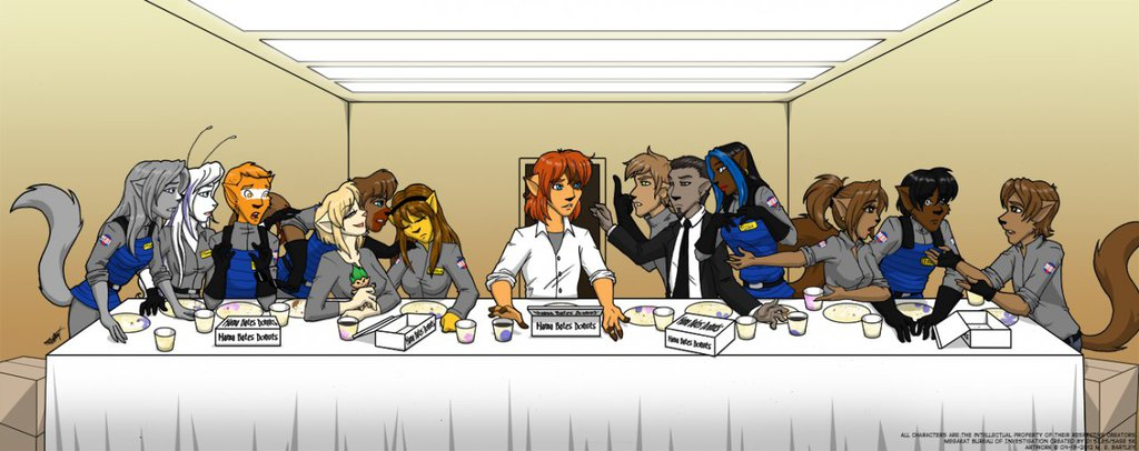 Featured image: MBI Last Supper