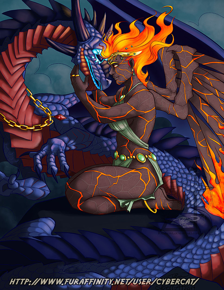 YCH Dragon Heart Final