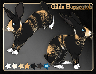 Adoptable - Gilda (closed)