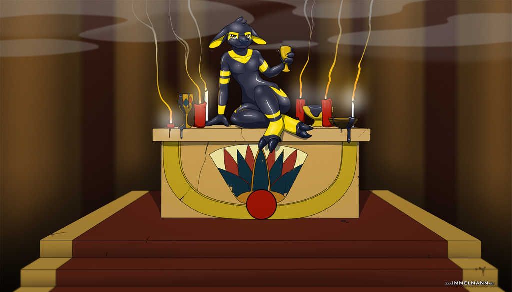 Most recent image: Rubber Altar