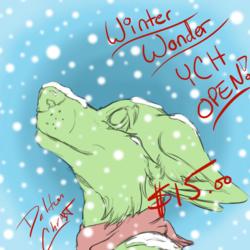 Winter Wonder YCH OPEN!