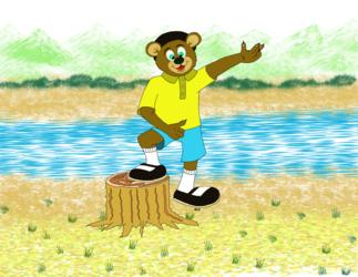 Al Bear 2018 full background