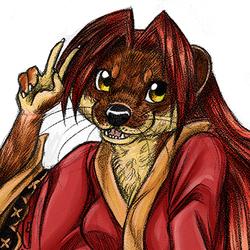 Fire Weasel (Colour)