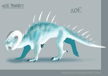 Ice Beast Adopt -OPEN-