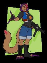 Gun Kitty
