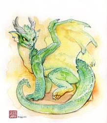 Adam's Dragon