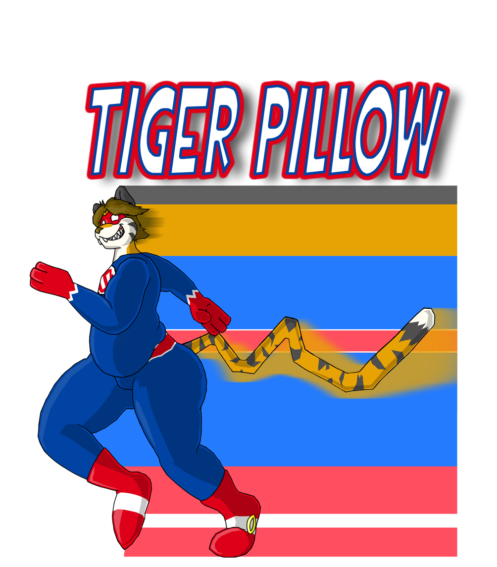 -=Tiger Strider=-