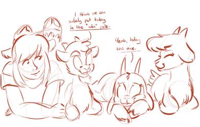 Goatfamily