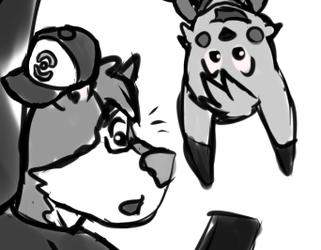 Sketchmission: A Friendly Game of Smash