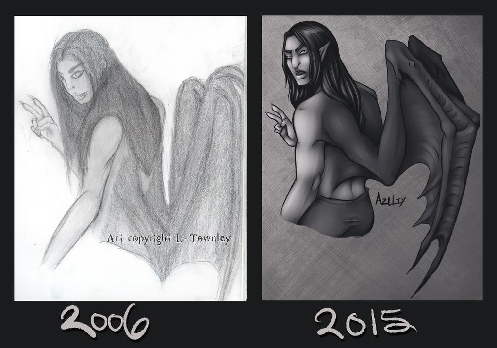 2006-2015 Redraw/Improvement