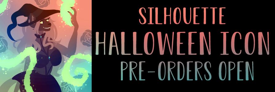 Halloween Icon Pre-Orders OPEN