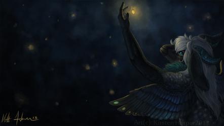 Night of Fireflies