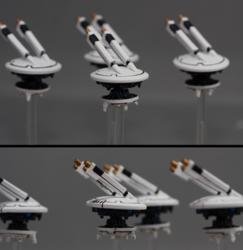 Tau Shield Drones