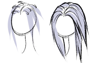 how to hair 3