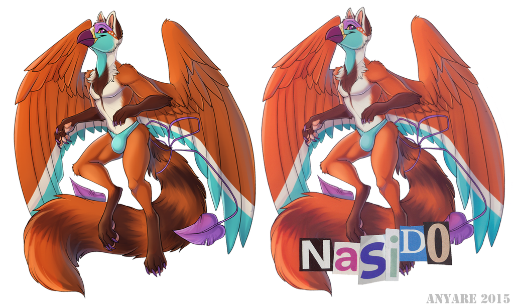 FE Badge by Anyare